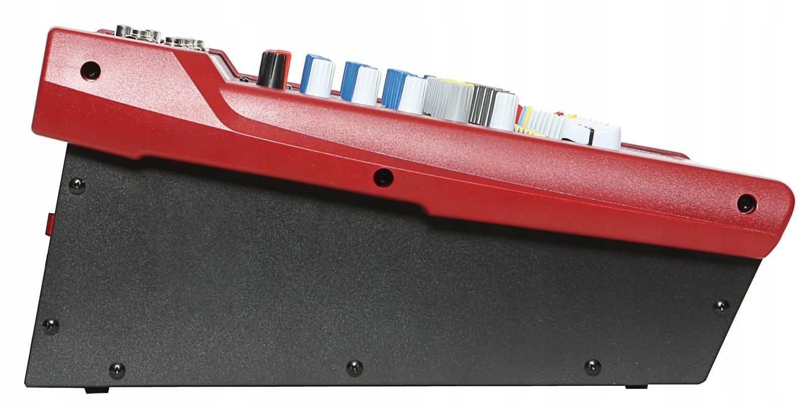 Купить Novox M10P Power Mixer 8 каналов 600 Вт DSP - MP3 USB на Otpravka - цены и фото - доставка из Польши и стран Европы в Украину.