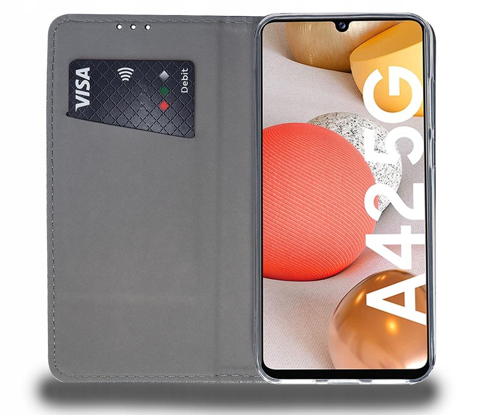 Etui do Samsung Galaxy A42 5G Case Magnet + Szkło Producent Kraina GSM