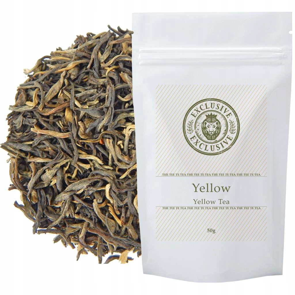 Желтый чай 250г