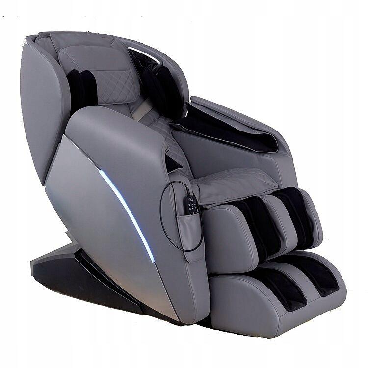 Fotel masujący S+L Zero Gravity+Rozciąganie+Scan