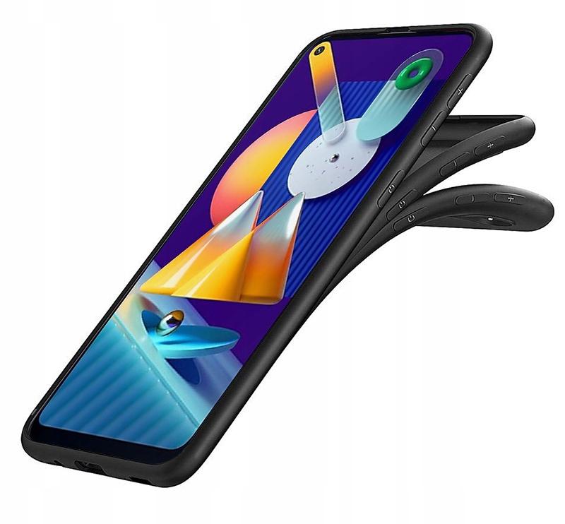 Etui do Samsung Galaxy M11 Case Matt + Szkło 9H Kod producenta D71A