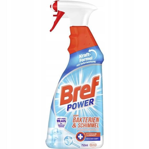 Bref Power Bakterien Spray na pleśń i bakterie DE