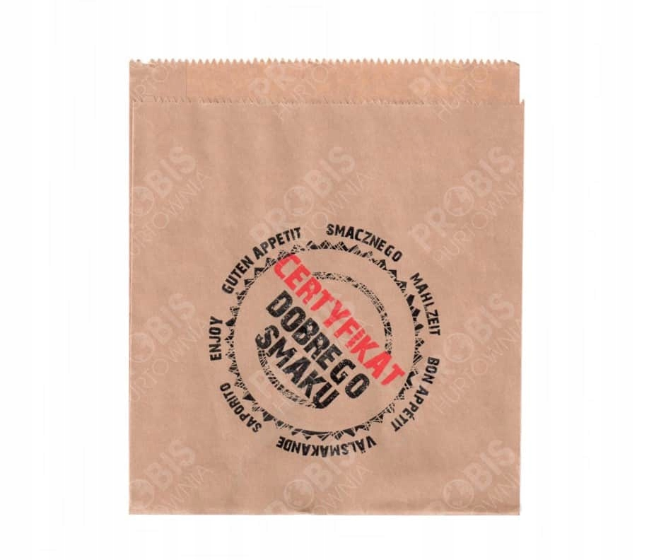 Пакет из фольги в конверте для шашлыка, бургер a1000