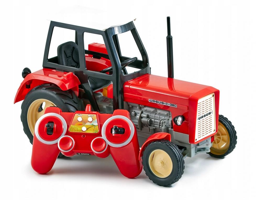 Zdalnie Sterowany Traktor Ursus C 360 Pilot 10122120133 Allegro Pl