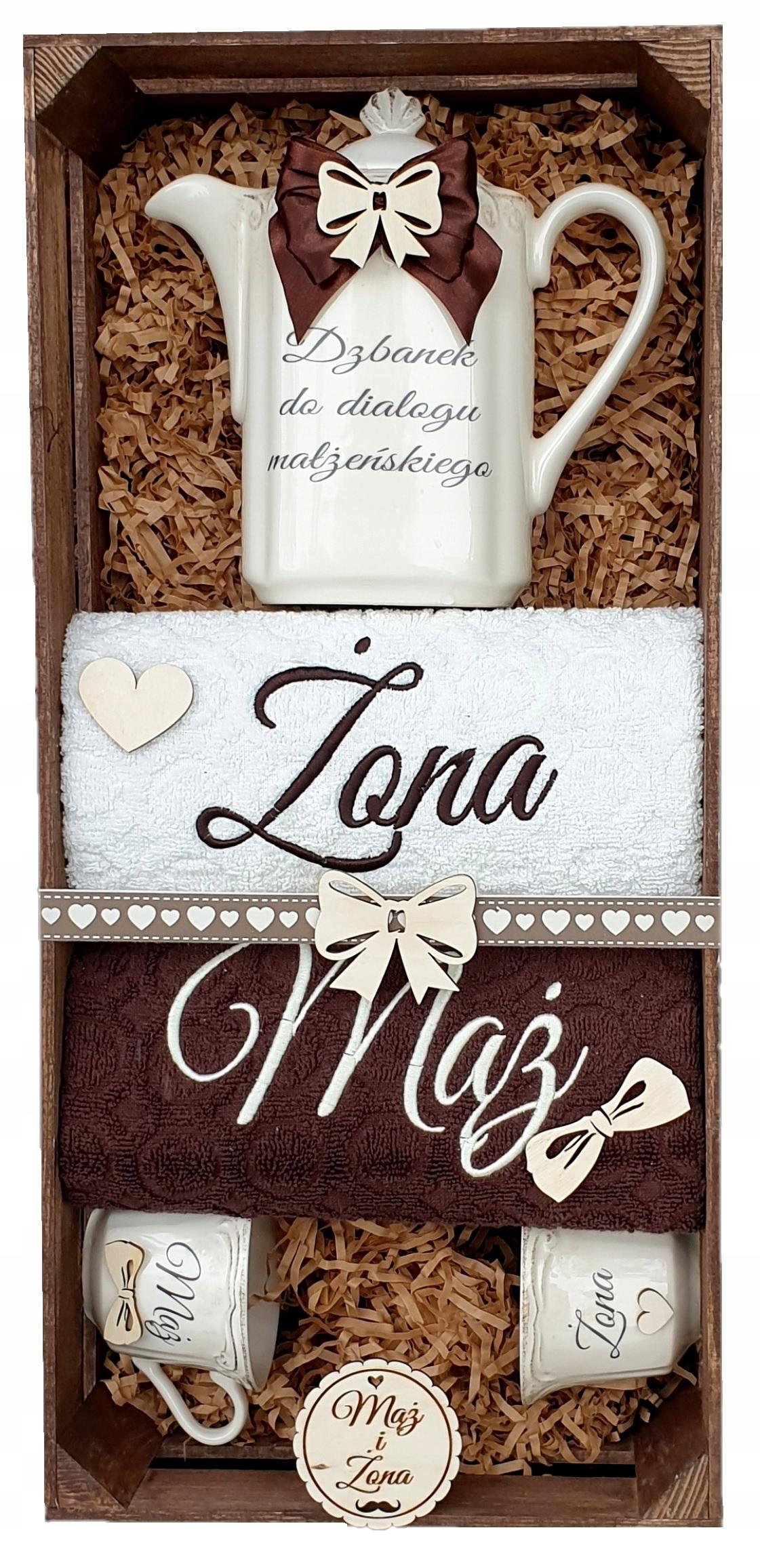 Elegantný svadobný darček pre nevestu