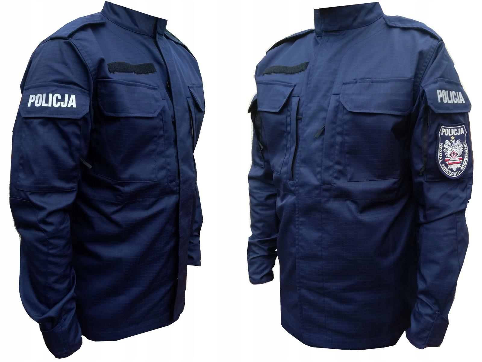 BLUZA do munduru ćwiczebnego POLICJI roz.128-184