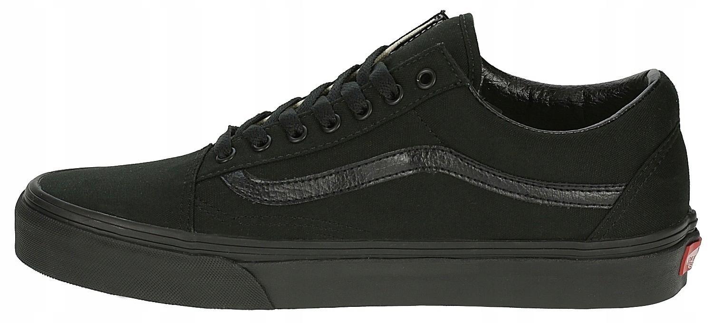buty Vans Old Skool - Black/Black