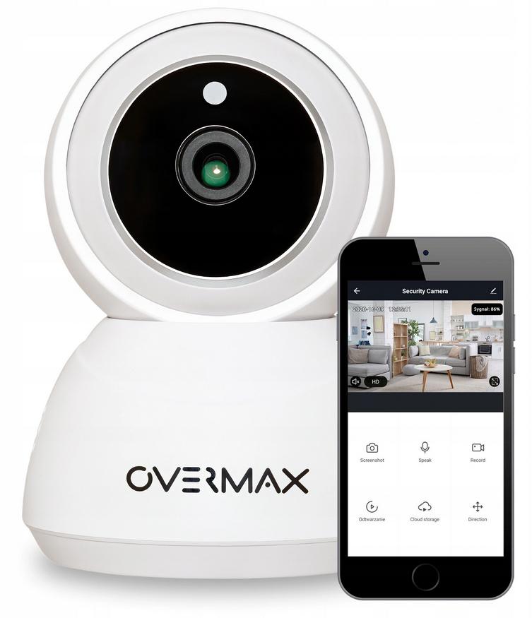 Kamera WiFi Ip Monitoring Hd Overmax Camspot 3.7