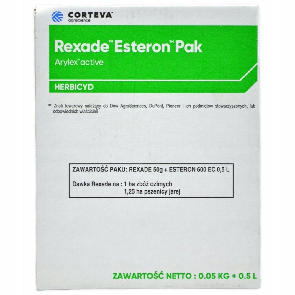 Rexade Pak Small- Rexade 50G + Эстерон 0,5 л