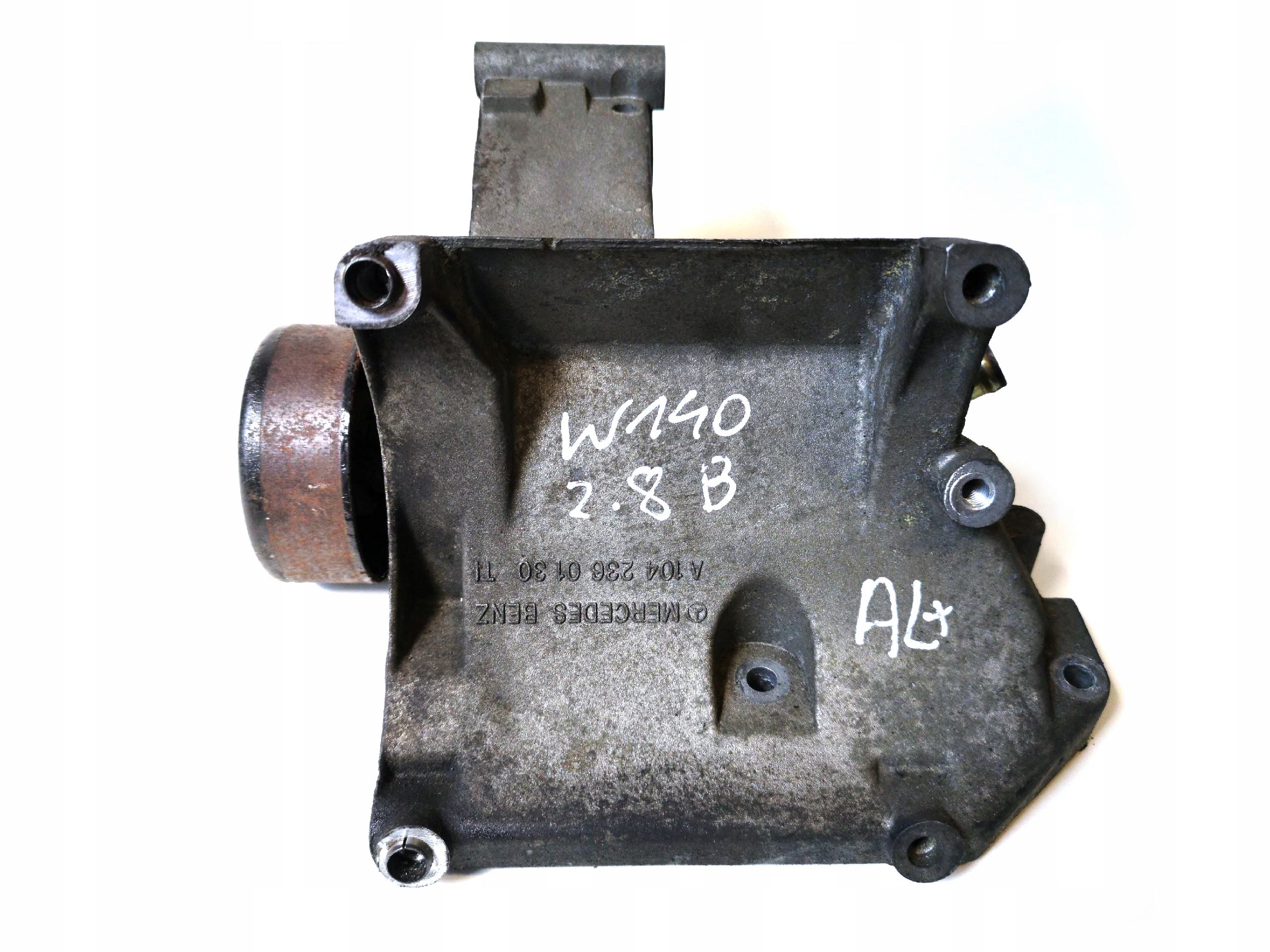 mercedes w140 28 Лапа компрессоры a1042360130