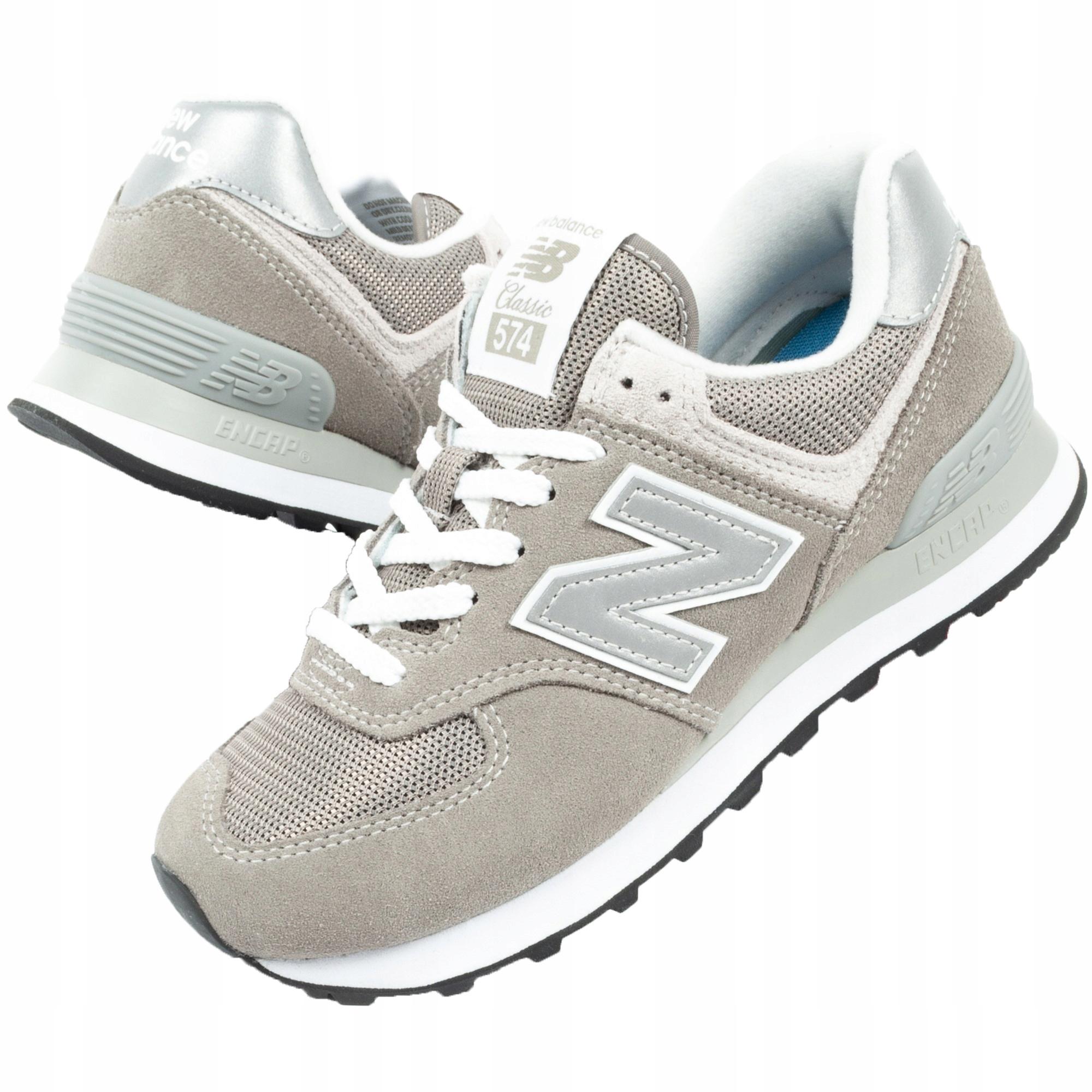 BUTY damskie NEW BALANCE 574 sneakers WL574EG 41,5