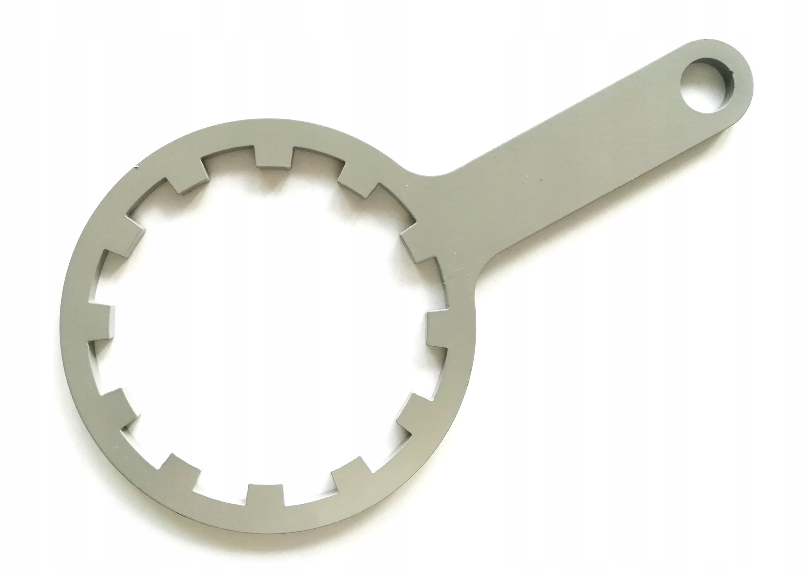 Metalowy klucz korpusu filtra wody 10