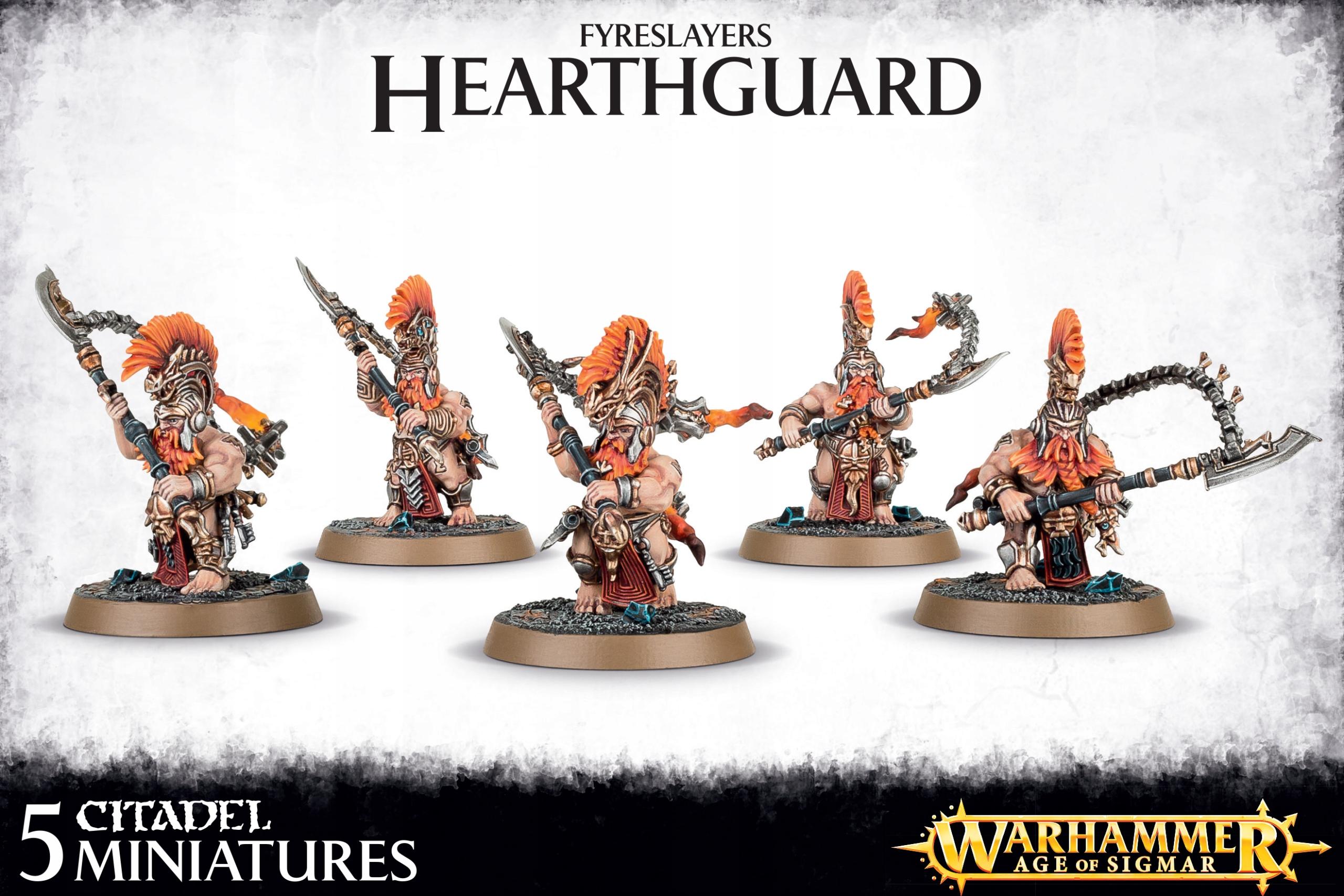 FyresLayers HearthGuard - Warhammer AOS