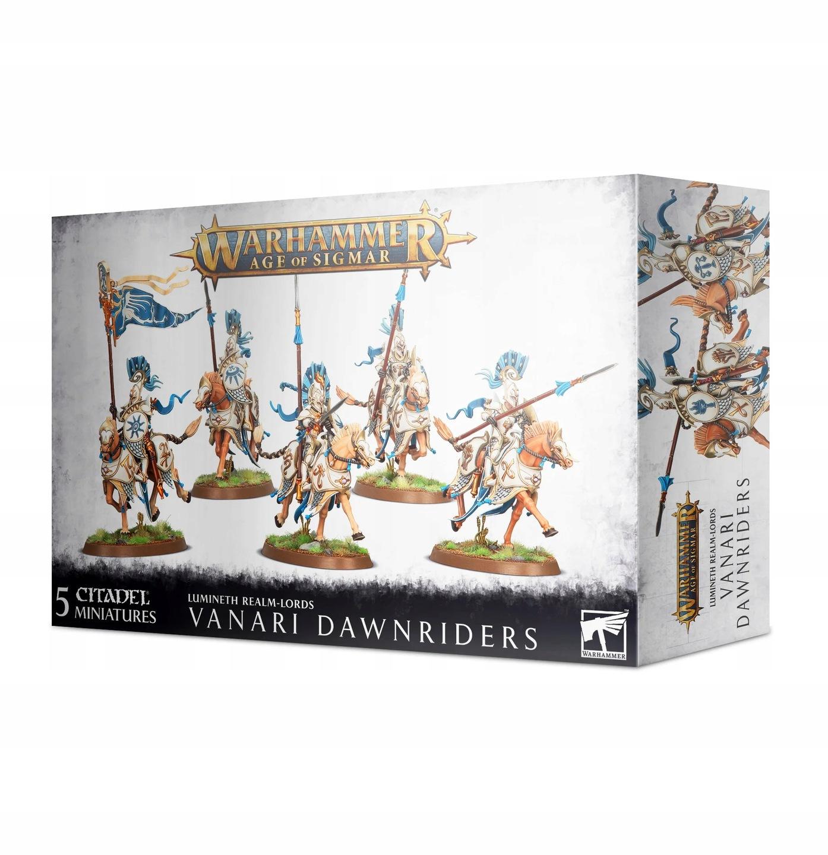 Lumineth Realm-Lords: Vanari Dawnders