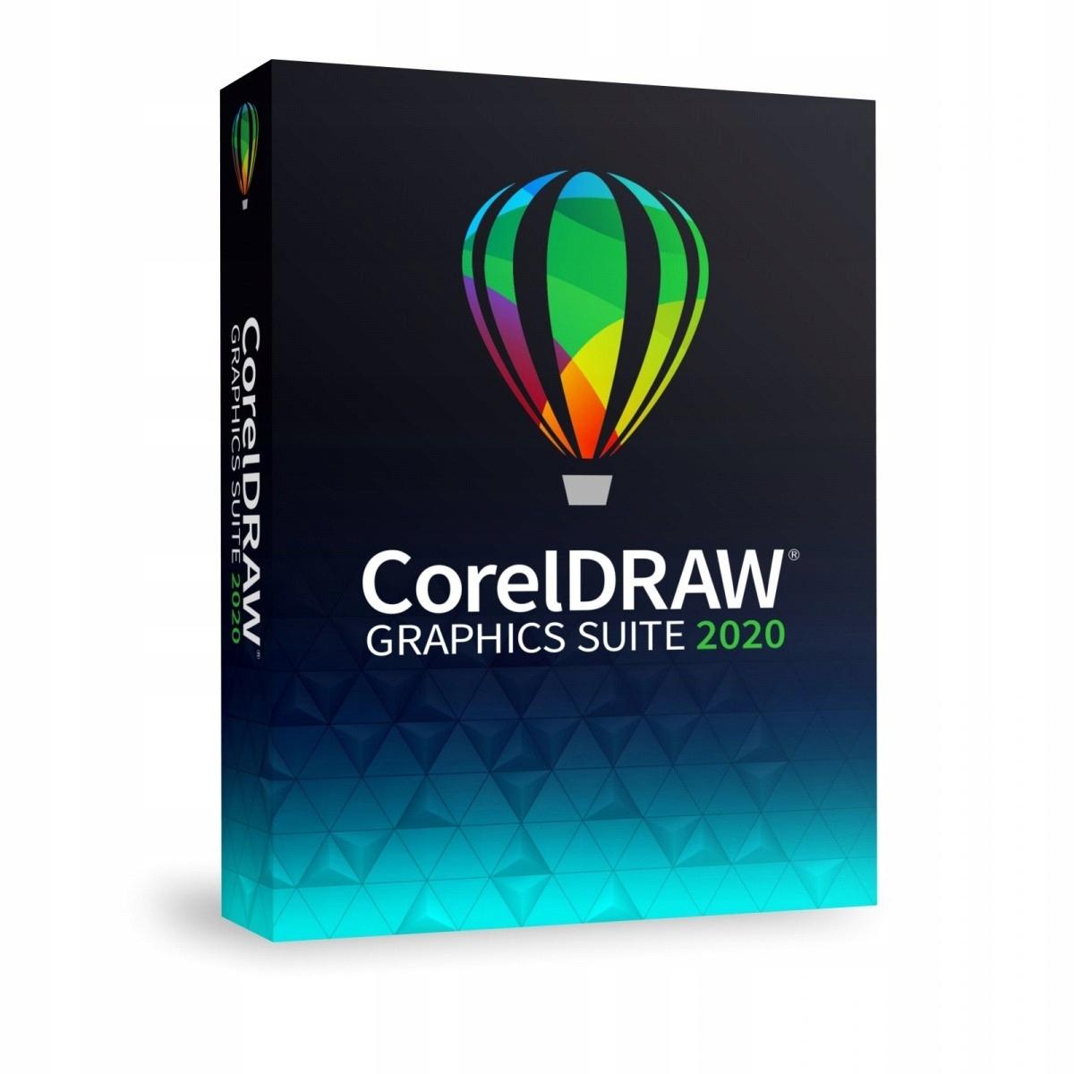 Купить CorelDRAW GS 2020 PL/CZ Box MAC CDGS2020MMLDPEM на Otpravka - цены и фото - доставка из Польши и стран Европы в Украину.