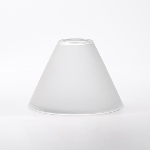 Люстра Lampshade 1021 - светлый матовый - (E27) d. 16 см