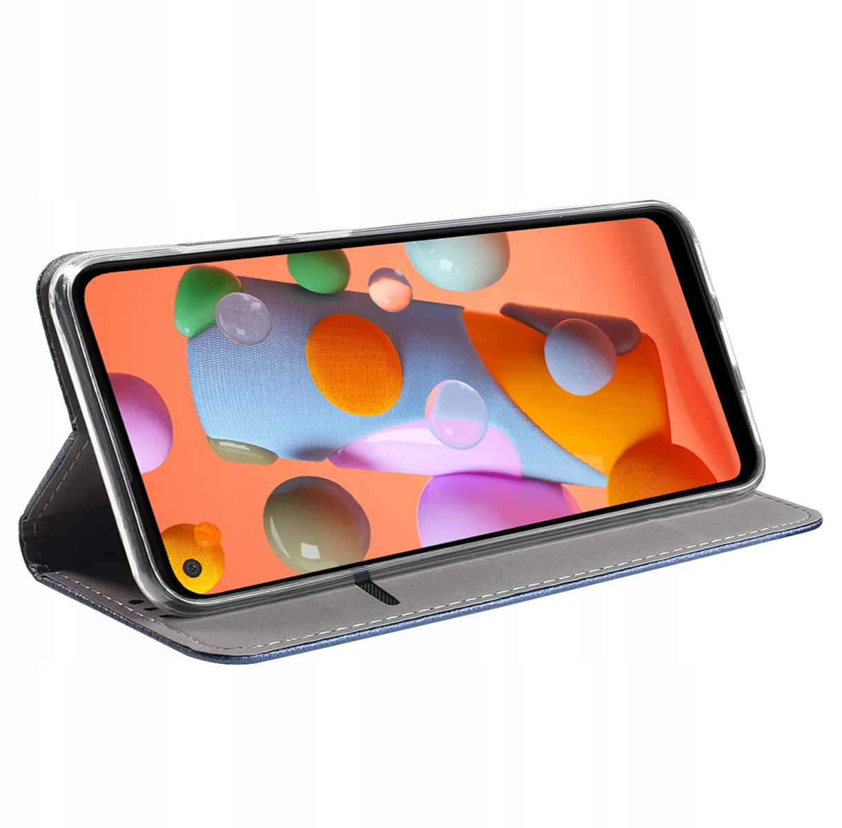 Etui Case + Szkło do Samsung Galaxy Note 10 Lite Kod producenta SM1