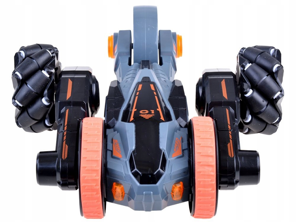 Auto wspinaczkowy Stunt 4WD na pilota RC0525 Marka inna