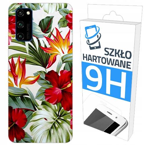 200wzorów Etui+szkło Hartowane Do Honor V30 Pro