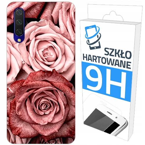 200wzorów Etui+szklo Hartowane Do Xiaomi MI 9 Lite