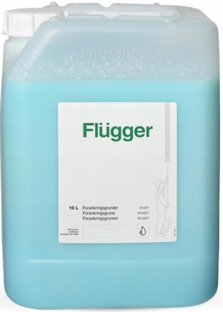 Grunt wodny Non-drip_10 L Flügger
