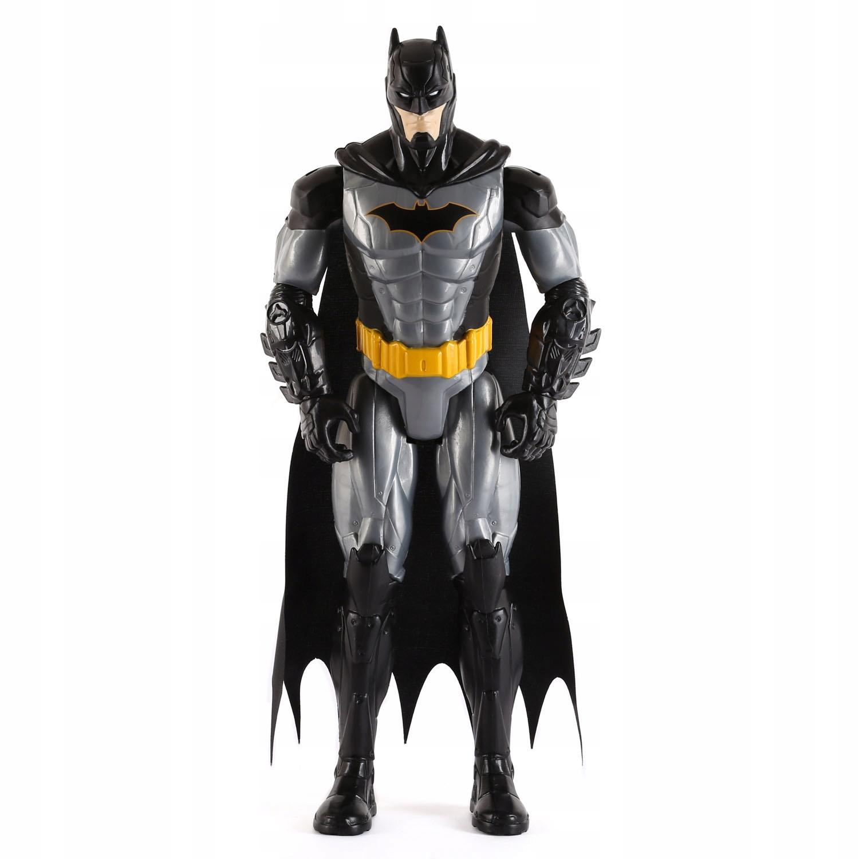 DUŻA FIGURKA BATMAN ODRODZENIE 30cm SPINMASTER DC Bohater Batman
