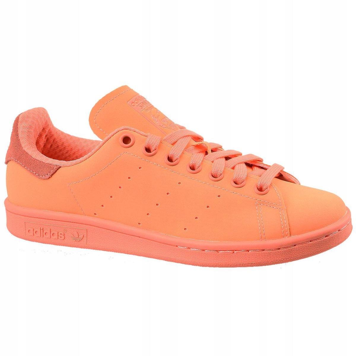 Adidas sportowe damskie pomarańczowe r.37 1/3