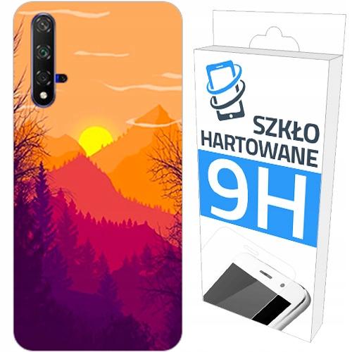 200 wzorów Etui+szkło Hartowane Do Huawei Nova 5T
