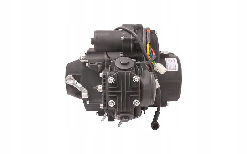 Двигатель 125 junak zipp romet barton router benyco, фото 4
