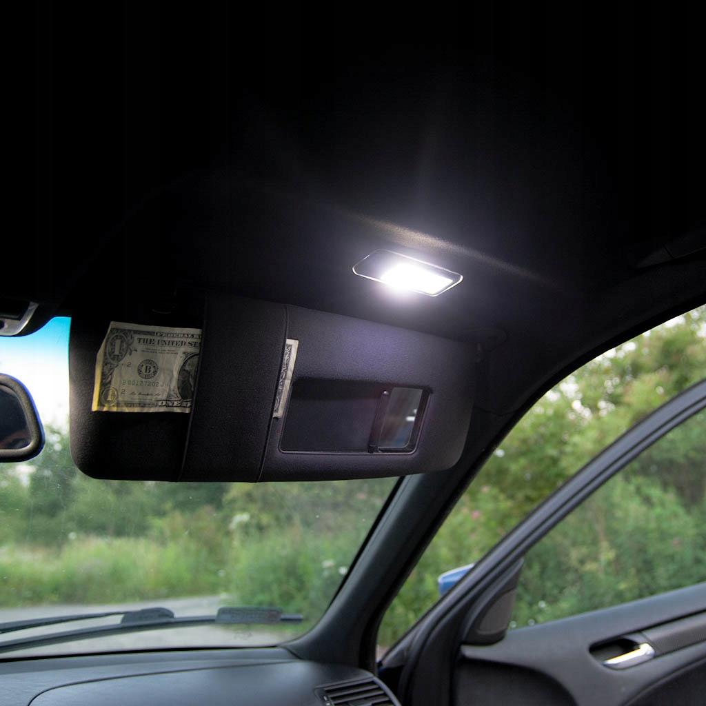 W5W Biała żarówka LED T10 W3W 12V Typ żarówki W5W