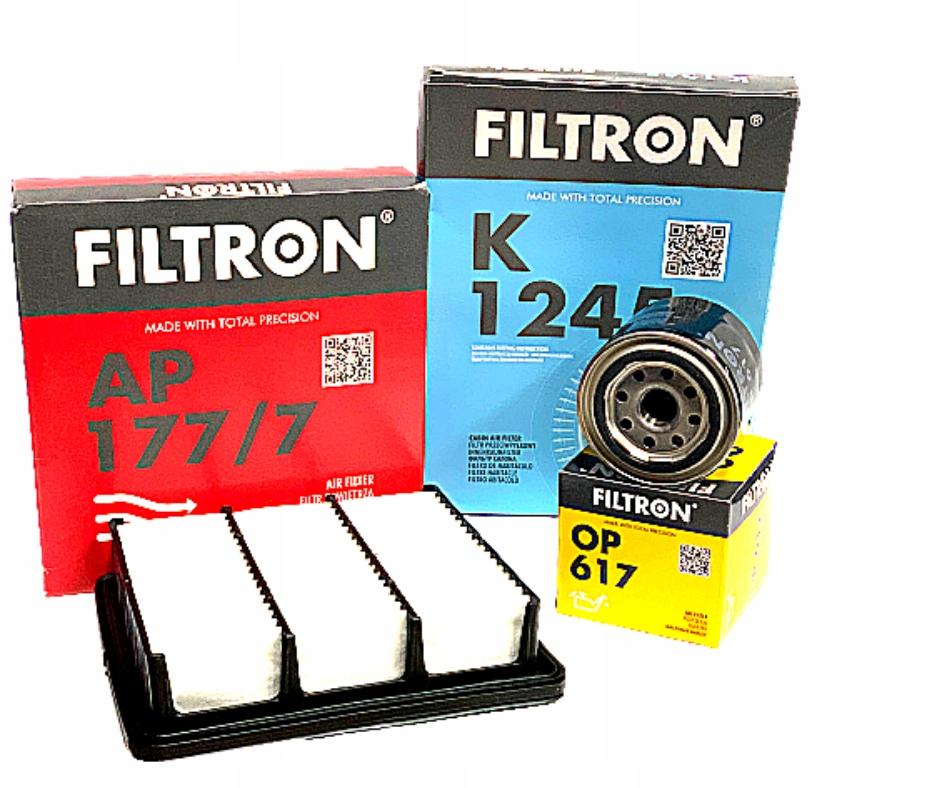 комплект фильтры filtron kia ceed hyundai i30