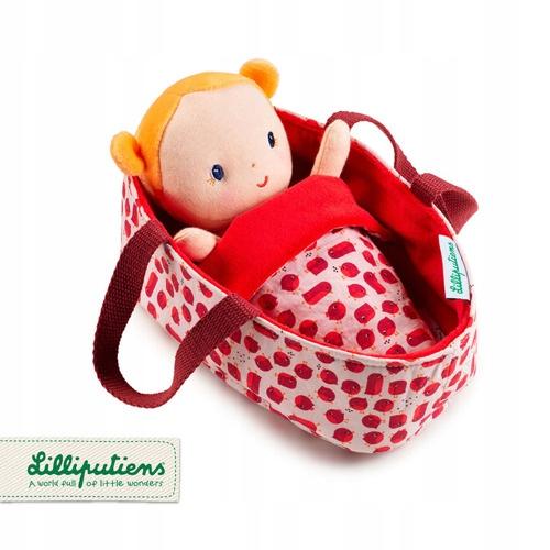LILLIPUTIENS Baby Aghate príslušenstvo pre bábiky 83133