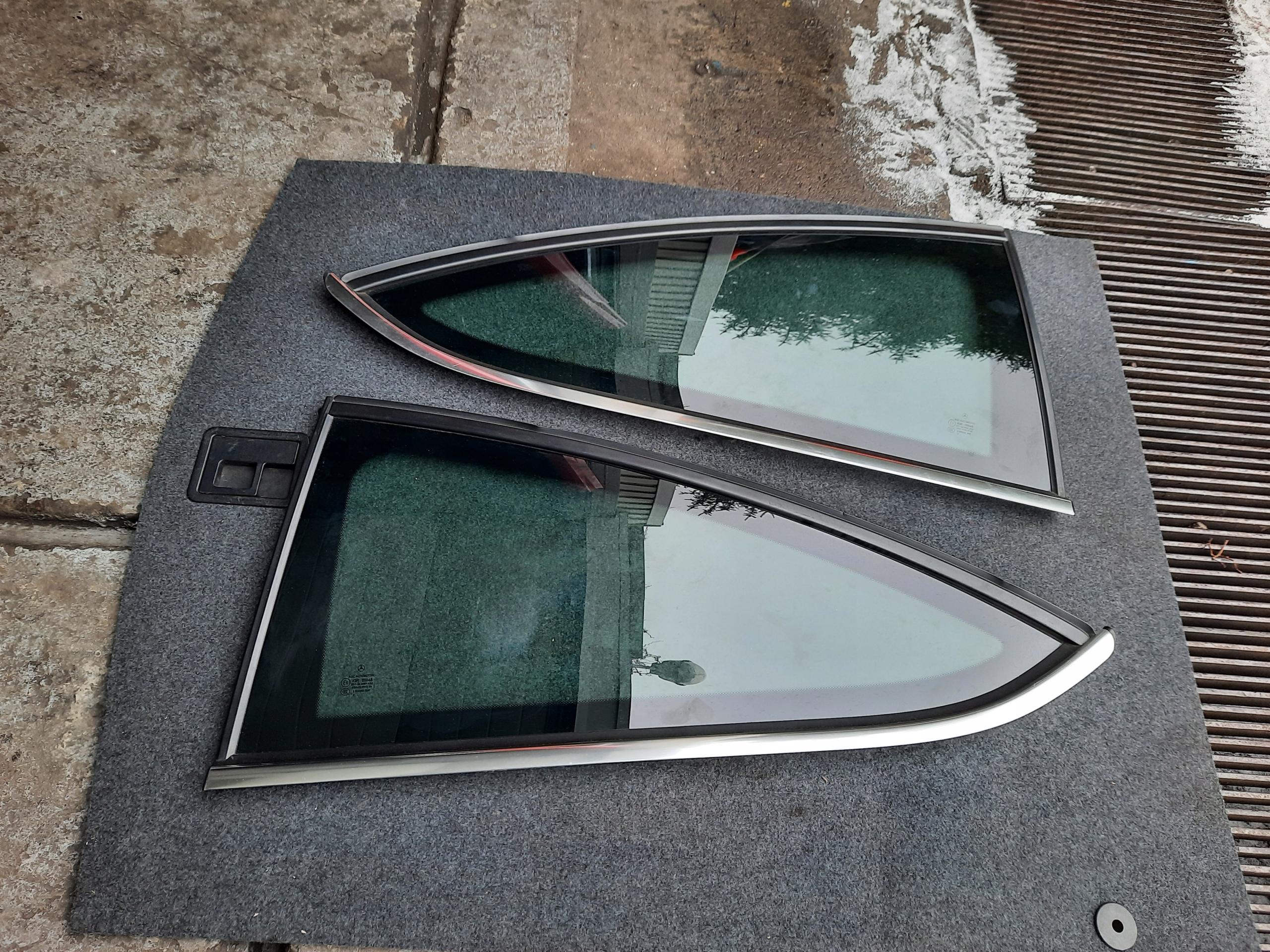стекло karoseryjną l r mercedes c w204 купе 12r