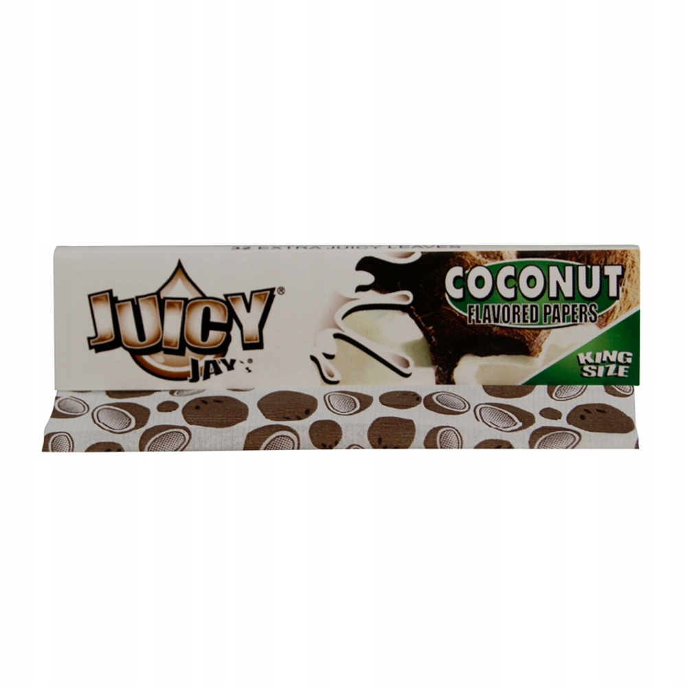 Juicy Jays KS Slim Бумага со вкусом кокоса