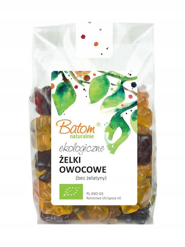 Купить Для детей ГЕЛЬГИ БЕЗ ЖЕЛАТИНА 250g BIO BATOM на Otpravka - цены и фото - доставка из Польши и стран Европы в Украину.