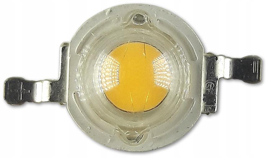 СВЕТОДИОД LED 1W WHITE FULL SPECTRUM Bridgelux Dual