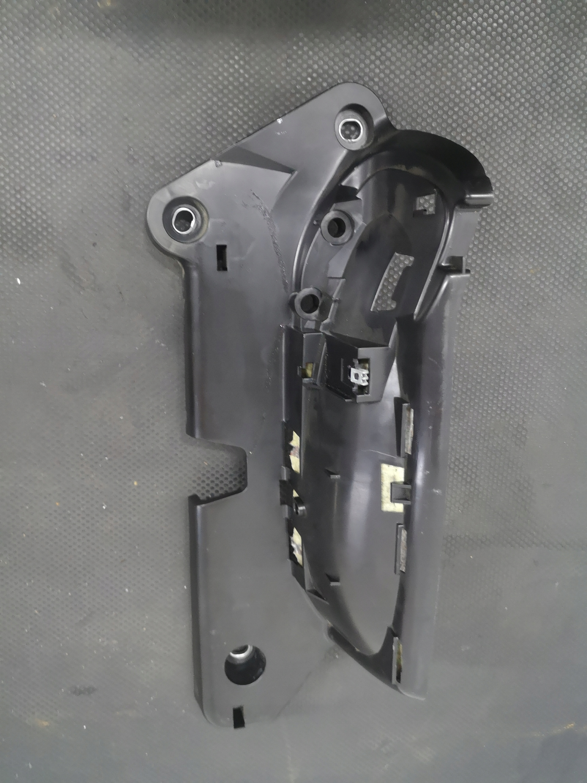 крепление подлокотника peugeot 307sw