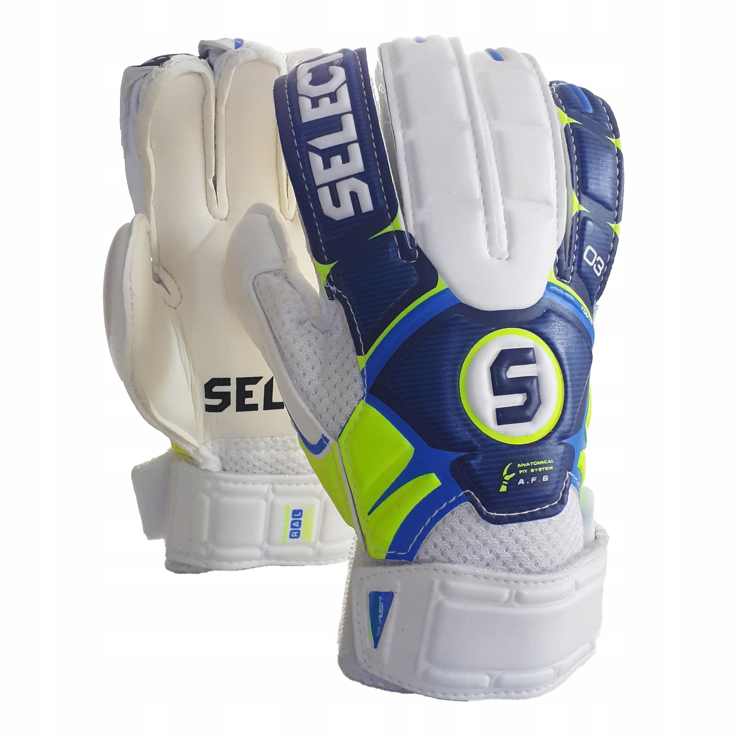 Перчатки вратаря SELECT 1 для Младший