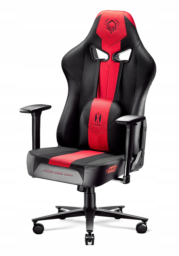 ИГРОВОЕ кресло ДЛЯ DIABLO X-PLAYER KING Глубина мебели 68 см.