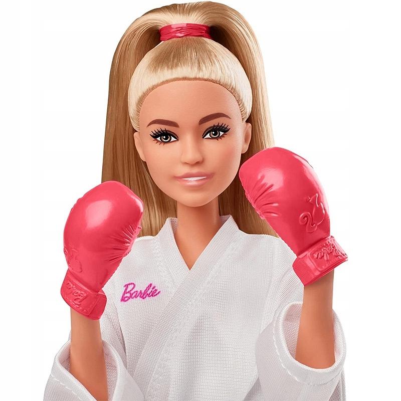 Barbie Karate Doll Tokyo 2020 Olympian GJL74 Barbie Hero