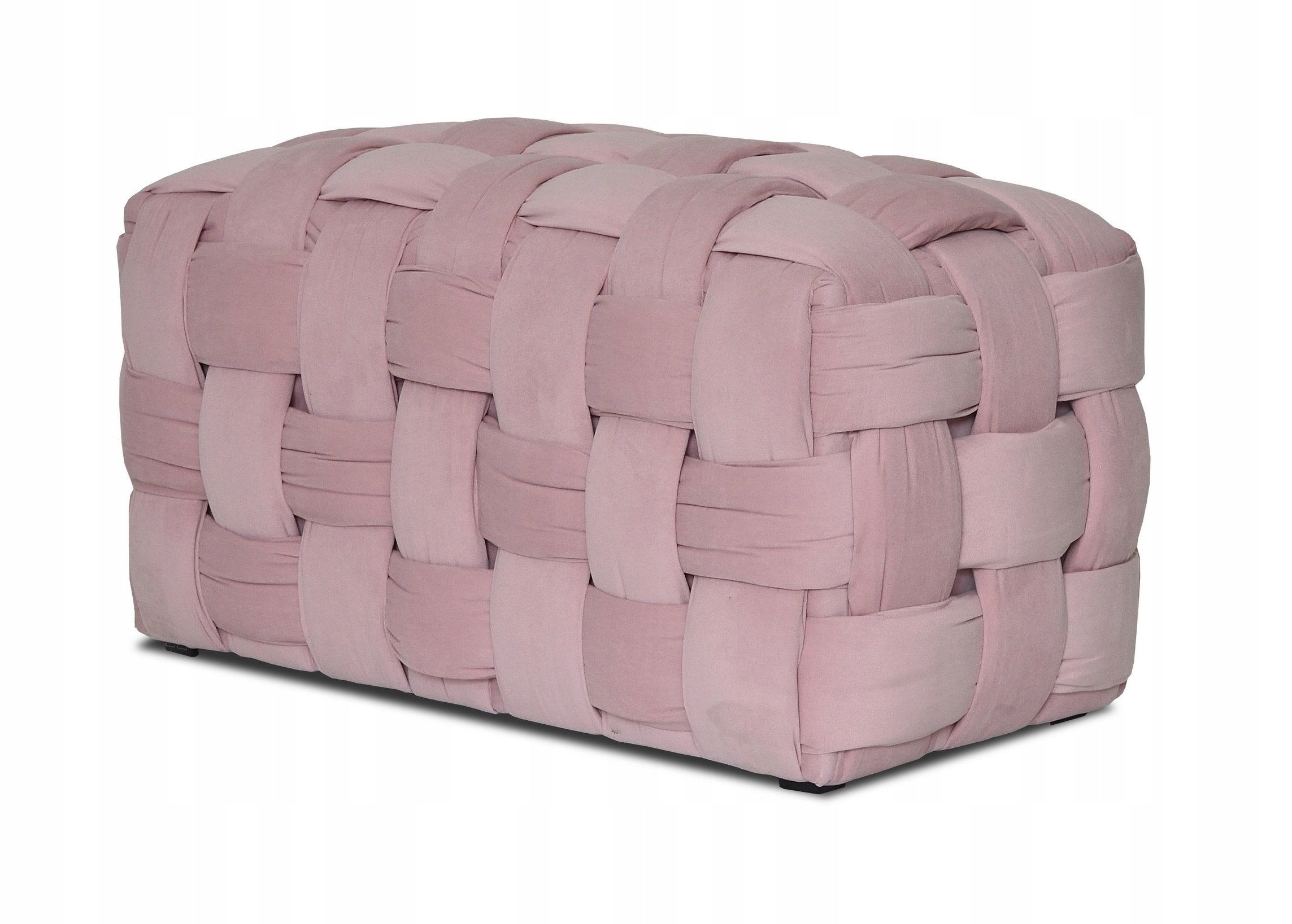 Пуф BEDROOM BENCH HALL - пудрово-розовый