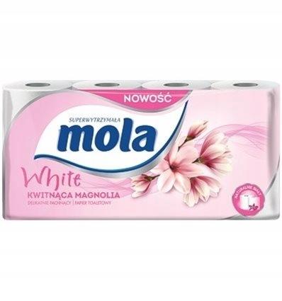 Кроты Туалетная бумага Белый Цветущие Магнолия