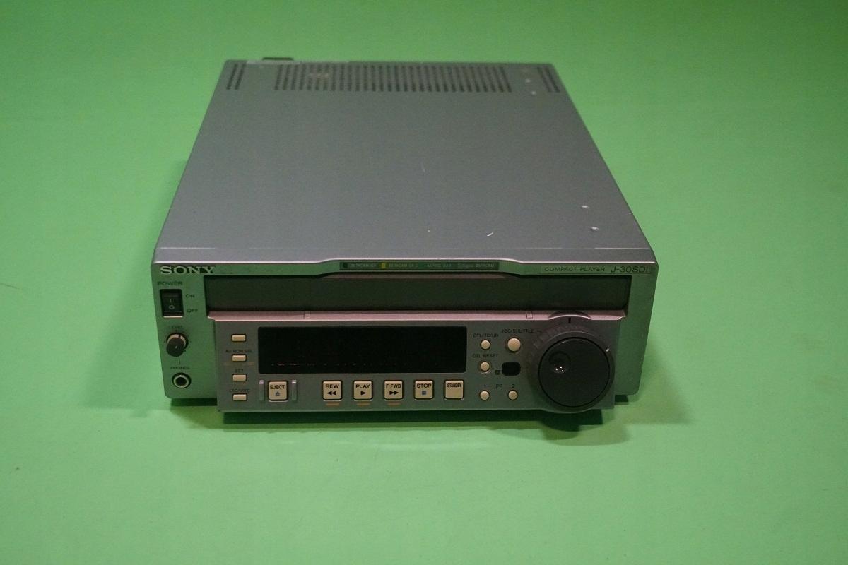Купить Многоформатный видеомагнитофон Sony J-30SDI на Otpravka - цены и фото - доставка из Польши и стран Европы в Украину.