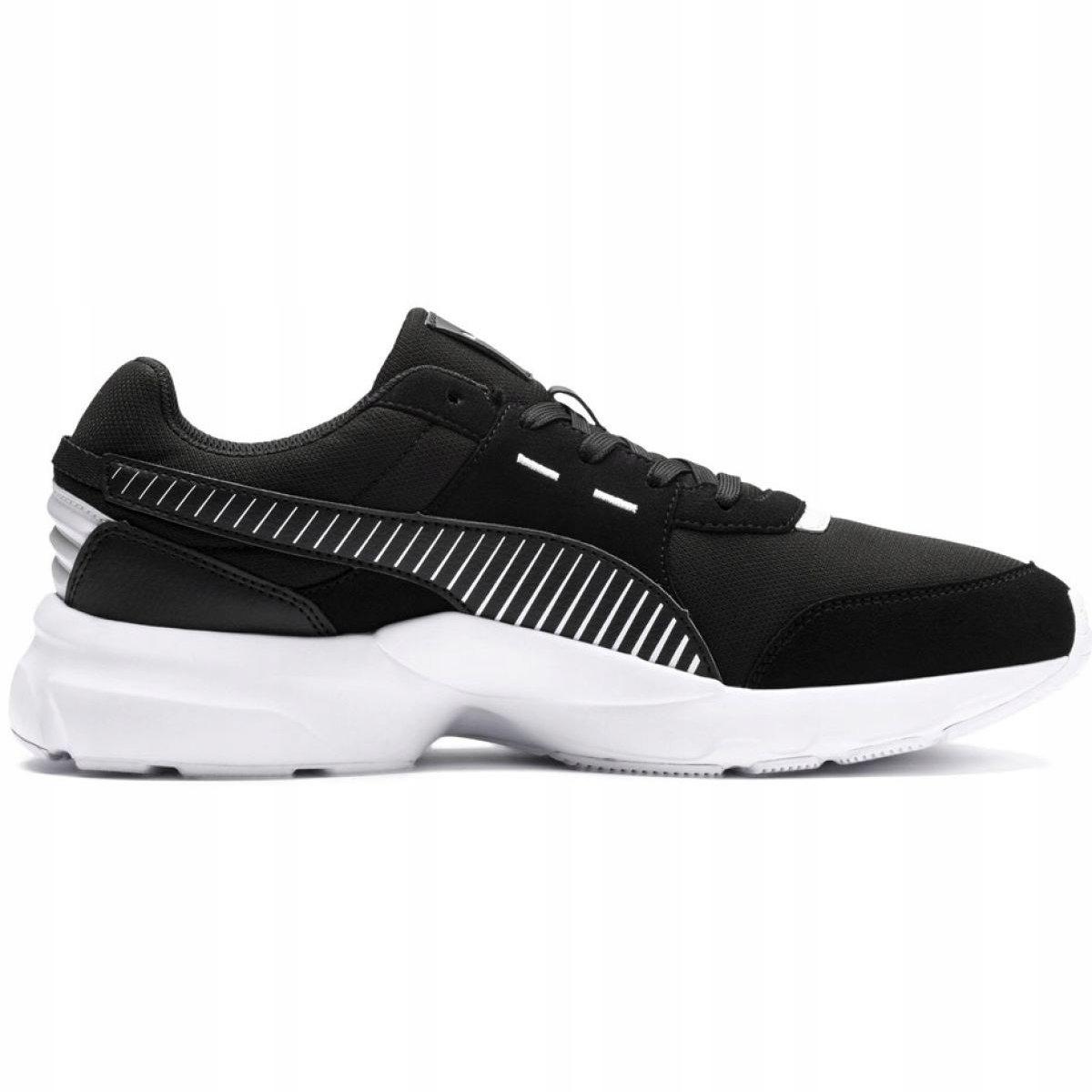 Buty biegowe Puma Future Runner M 368035 01 czarne w 2019