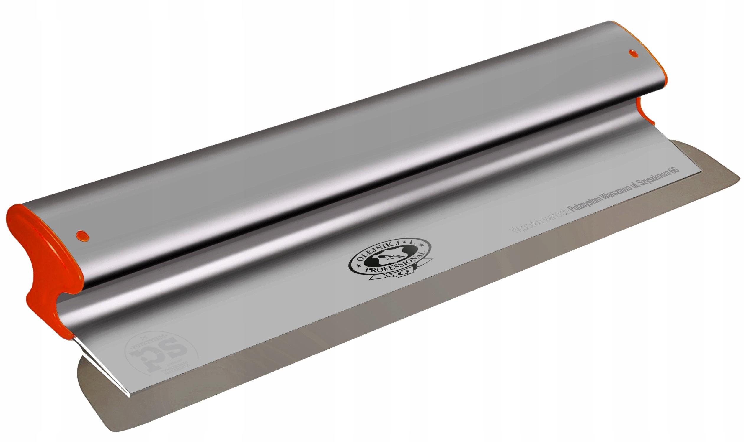 Szpachla aluminiowa nóż gr 0.3 Olejnik 800mm