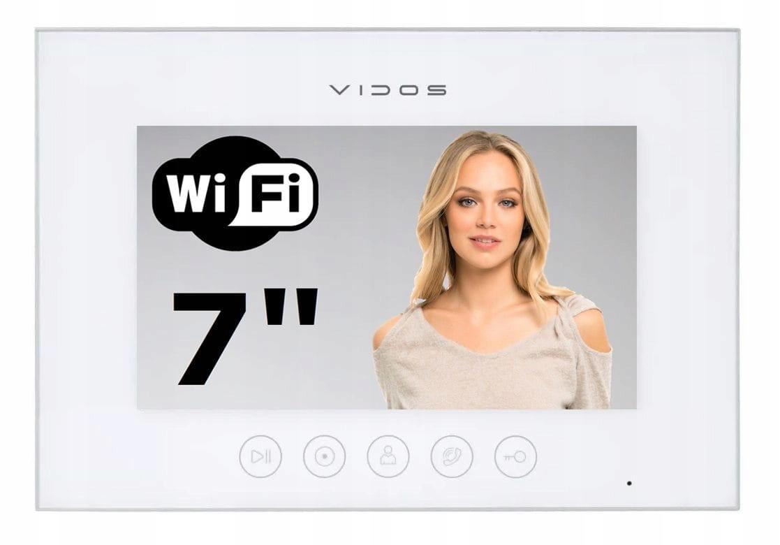 Wideodomofon IP Vidos WiFi M11W-X S11 Czytnik Kod producenta M11W-X S11