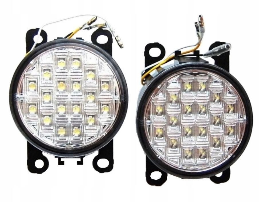 DRL Halogen LED do jazdy dziennej ponad 100 modeli 11