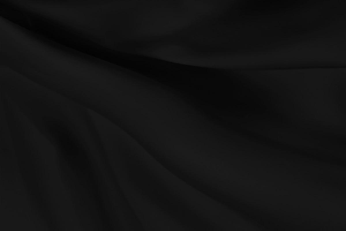 Ткань Blackout для штор 280см ЧЕРНАЯ 0,5м
