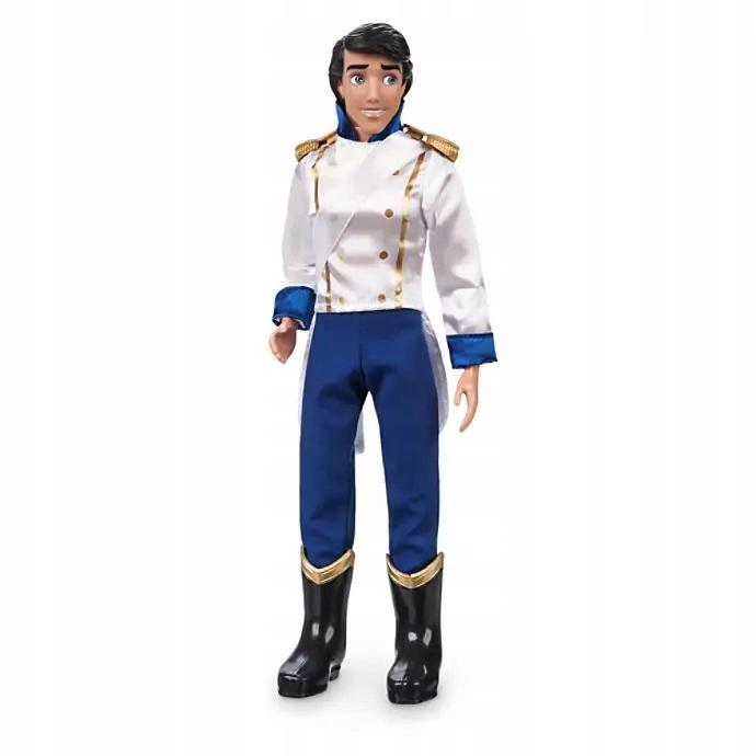 Eryk Ariel Mermaid Disney Store Doll 30cm 24H