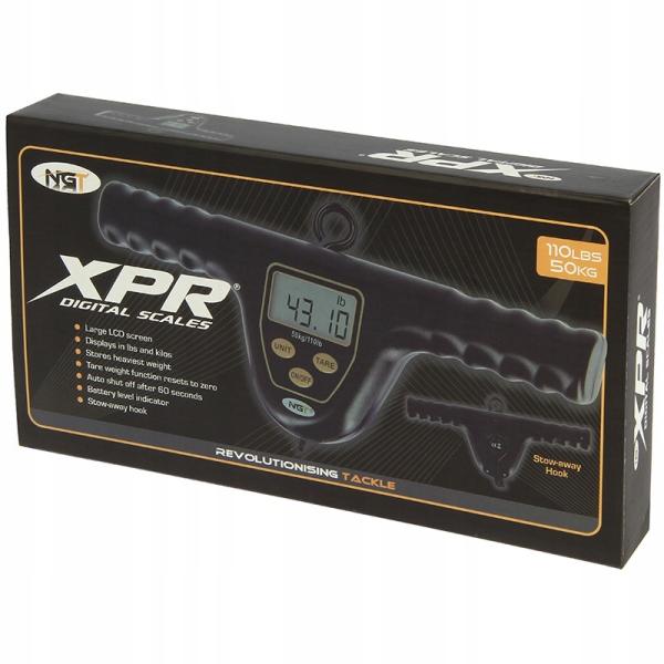 Купить Весы NGT XPR - цифровые 110 фунтов / 50 кг - электрические гири на Otpravka - цены и фото - доставка из Польши и стран Европы в Украину.